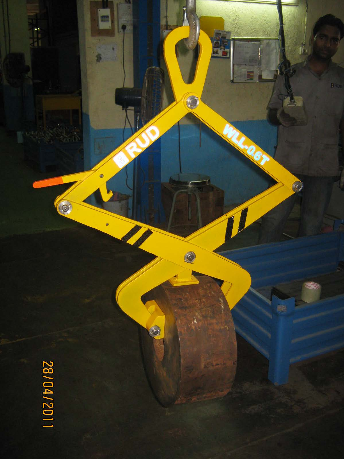 External Friction Tong