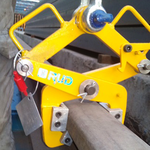 Manual Rail Lifting Clamp
